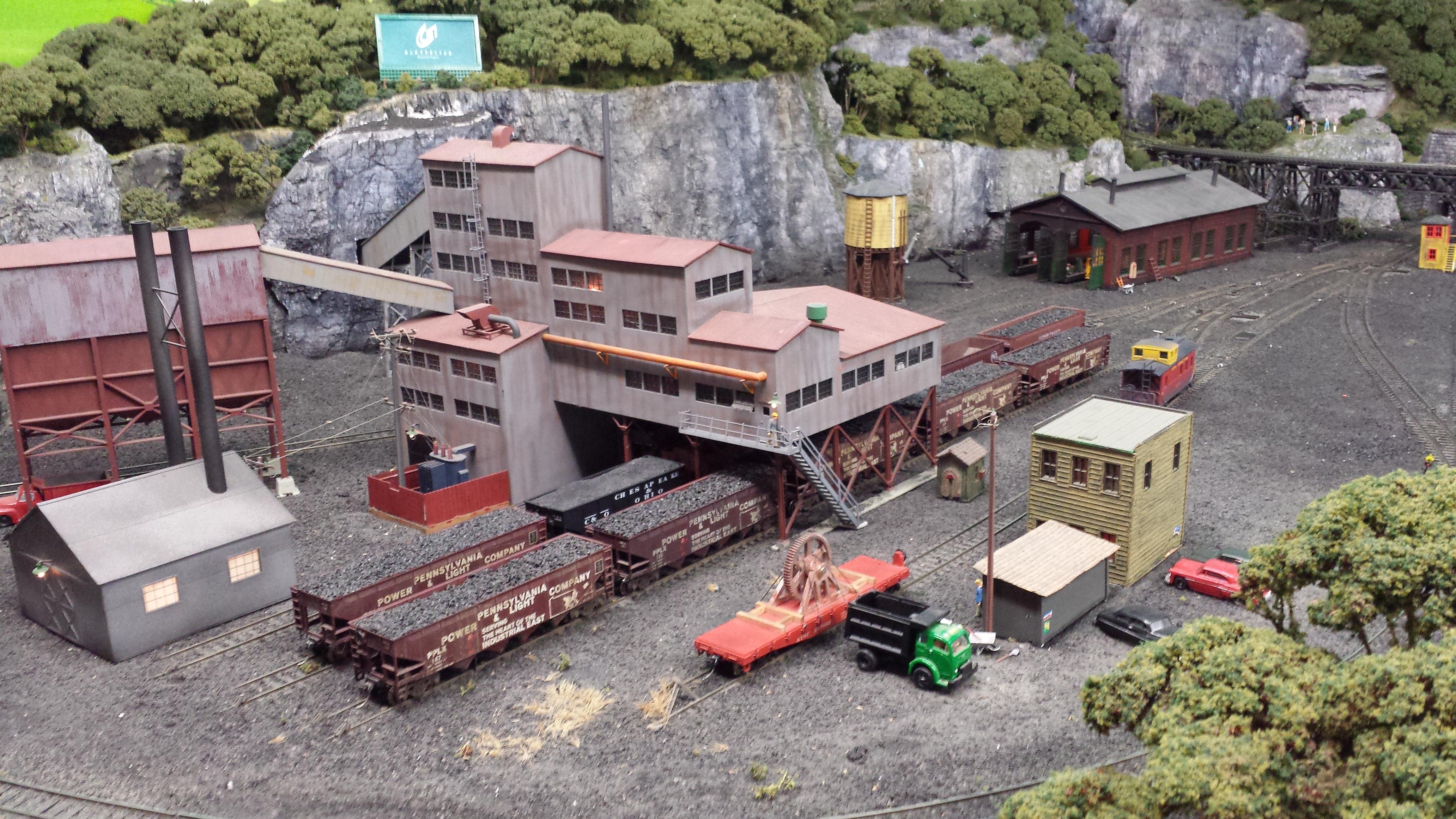 Keystone Coal Mine