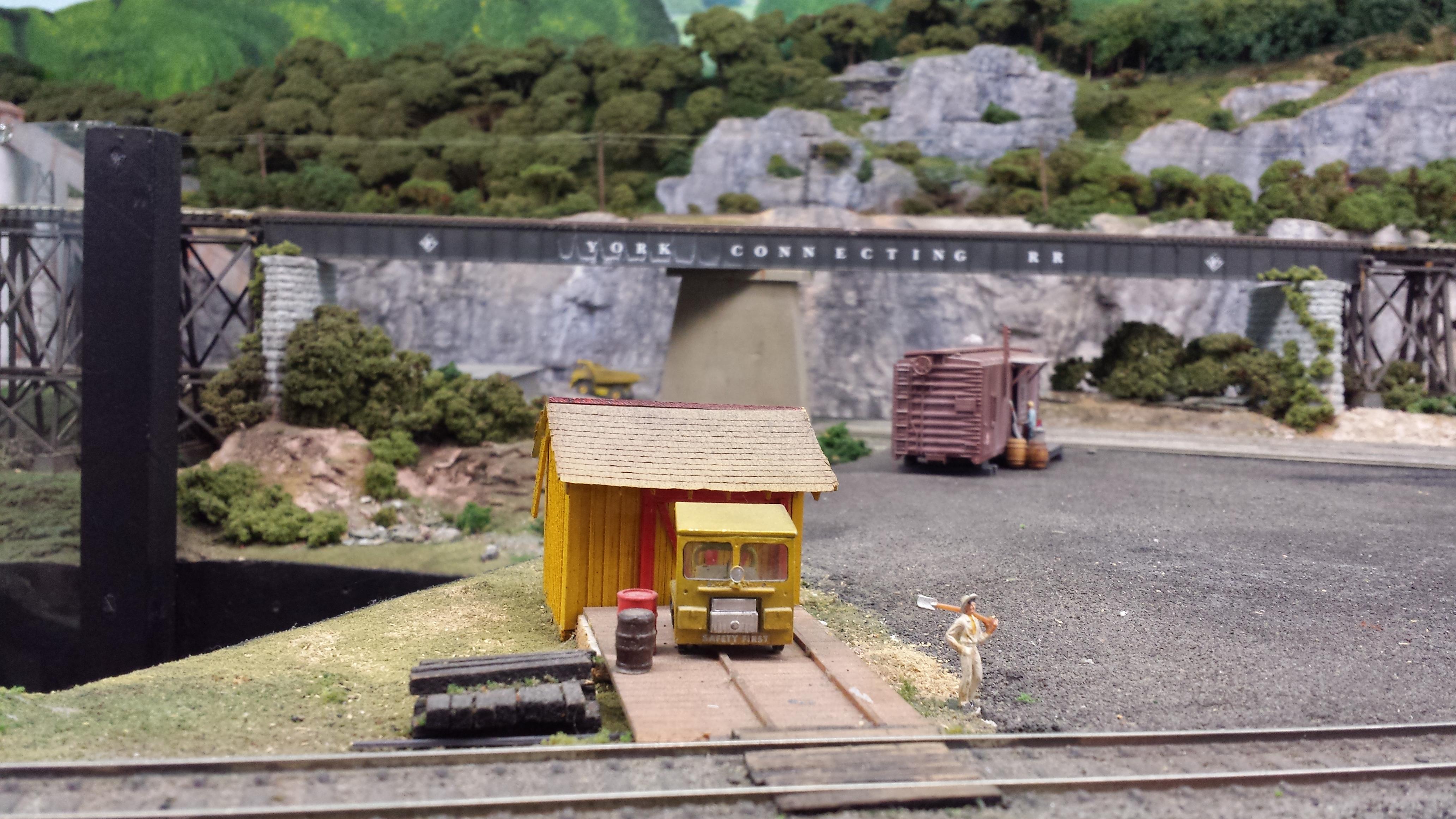 Keystone Mining Town