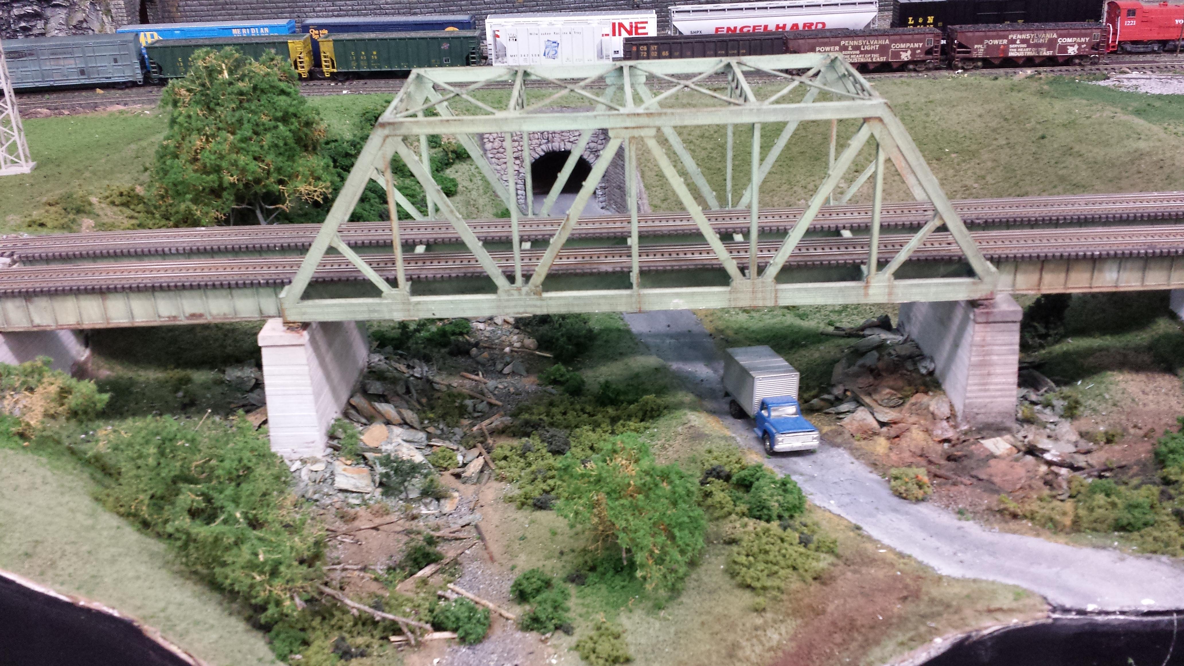 Steel Mill Bridge